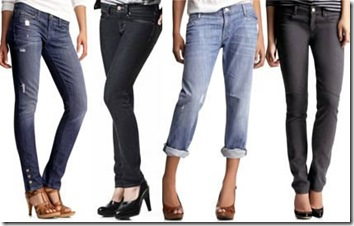 gap 1969 jeans collection