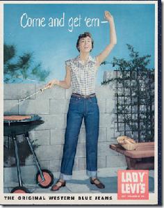 levis women's jeans 1934