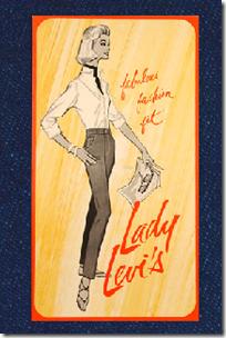 levi's women's jeans 1934