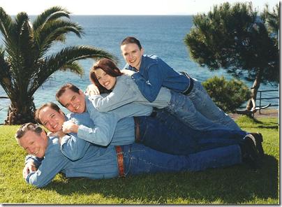 denim family