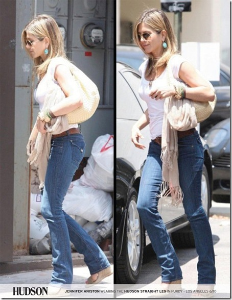 Jennifer Aniston in HUDSON