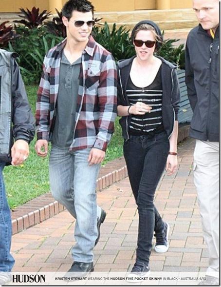 Kristen Stewart in HUDSON
