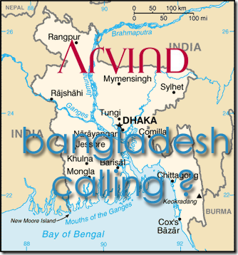 arvind bangladesh