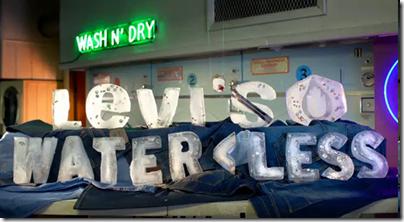 levis water less denim jeans