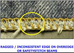 jeans edge