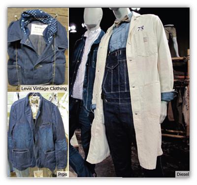 sartorial worker denim jeans jackets