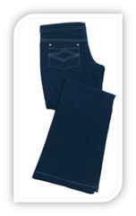 Pajama Denim Jeans
