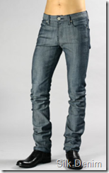 Silk Denim Jeans From Naked and Famous