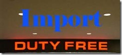 import duty free