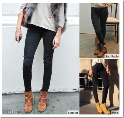 Lean Legs - Slim Denim