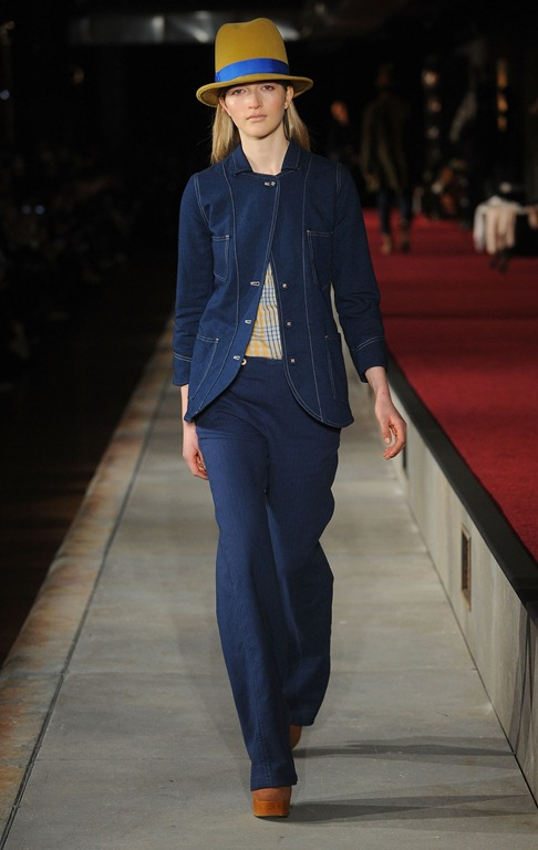 626b91be Levi's Fall/Winter 2012 Denim Looks - Denim Jeans | Trends, News and ...