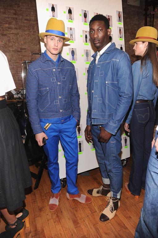 Levi S Fall Winter 2012 Denim Looks Denim Jeans Trends