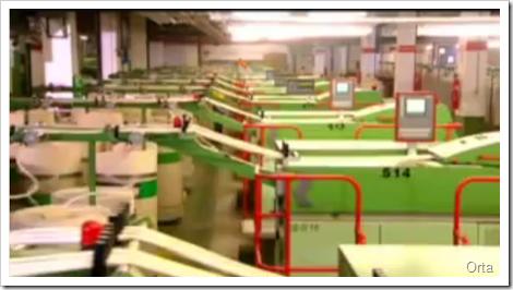 Carding Process - Denim Manufacturing