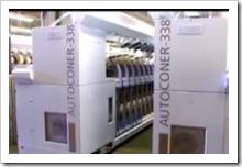 Winding Process - Denim Manufacturing