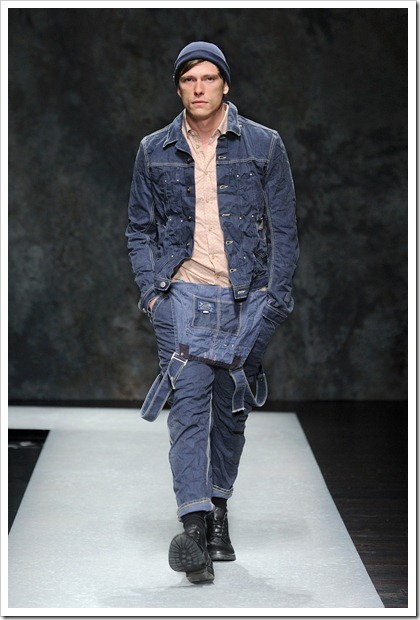 Diesel Men's Denim Fall Winter 2012 Collection