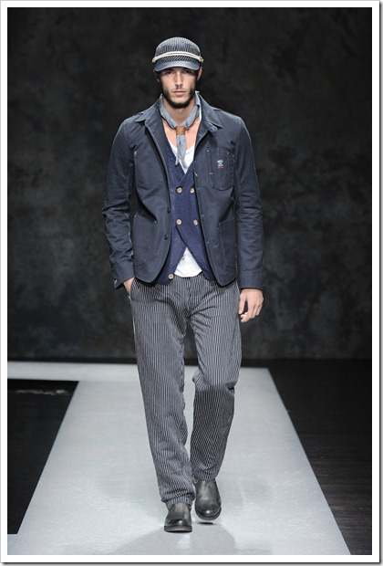 Diesel Fall Winter 2012 Men's Denim Collection