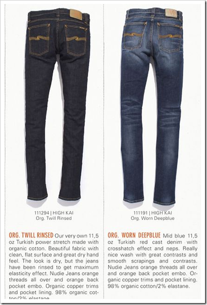 Nudie Jeans - Fall Winter 2012 - Hai Kai