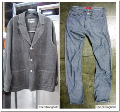 The Stronghold Denim