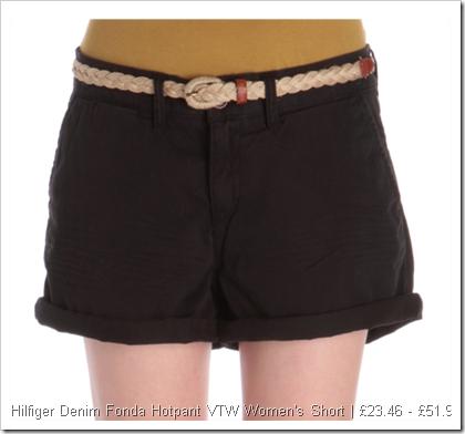 Hilfiger Denim Fonda Hotpant VTW Women's Short