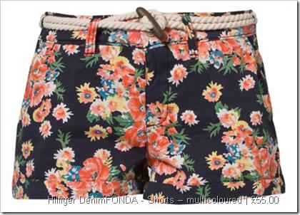 Hilfiger DenimFONDA - Shorts – multicoloured