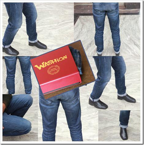 Washion Denim Jeans