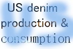 us denim production and consumption