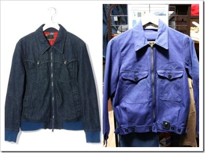 Denim Jackets Trend in china SS '14