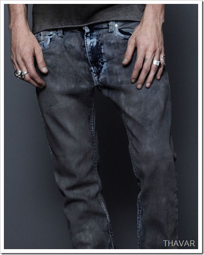 Thavar Diesel denim jeans fall winter 13 collection
