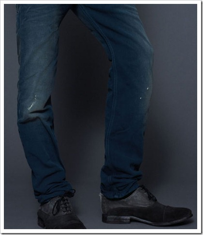 diesel  belther jeans fall winter 13 denim collection
