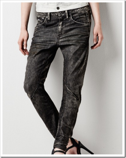 G-star/Arc 3D Tapered Women Jeans Nudie