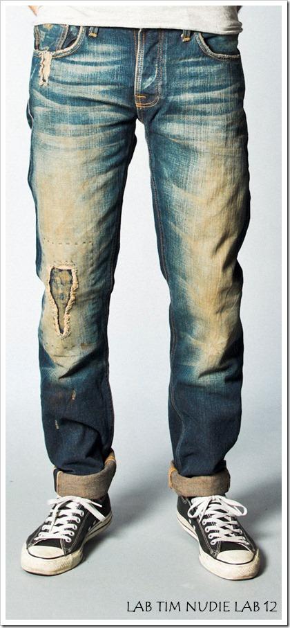 Lab Joe Nudie Lab 7 Jeans