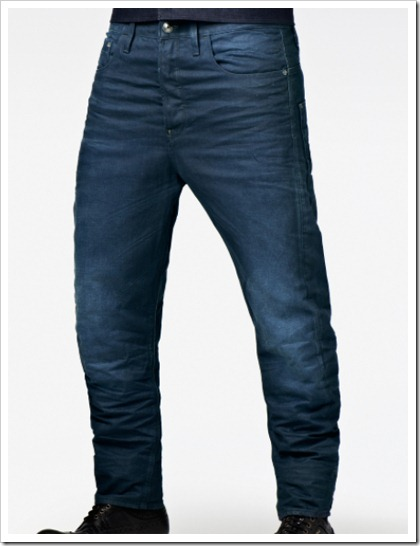 G-star/TypeC 3D Loose Tapered Jeans from Nudie