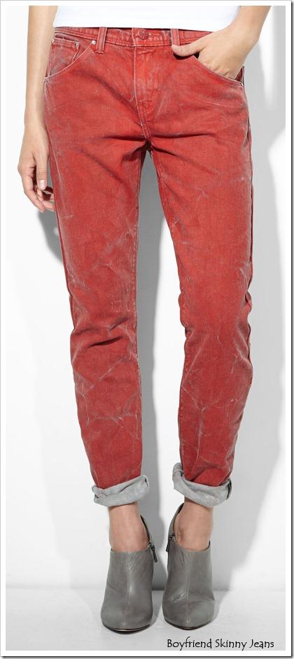 Boyfriend Skinny Jeans Levi's