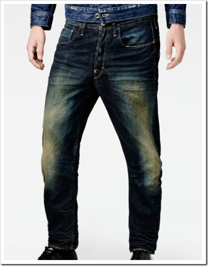 G-star/Type C 3D Loose Tapered Nudie Jeans
