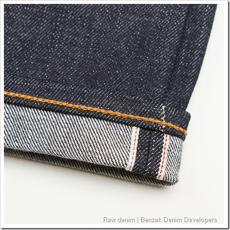 Raw denim | Benzag Denim Developers
