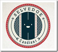 Selvedge denim Candiani