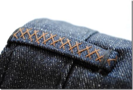 Nadelandpen handmade loop