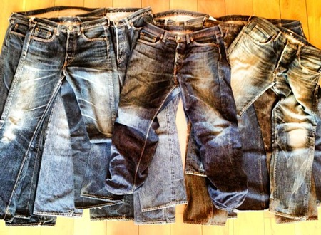 Full Count denim collection