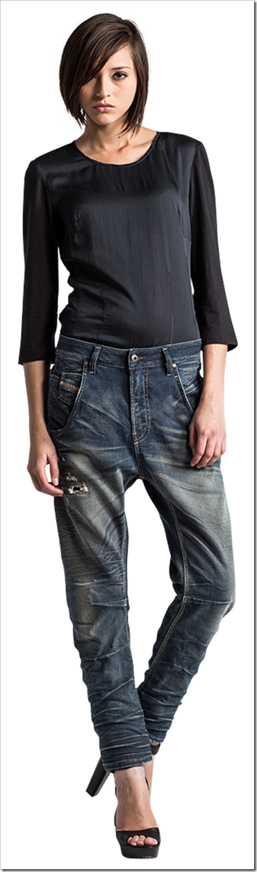 Diesel SS' 14 Womens Preview / JOGG JEANS