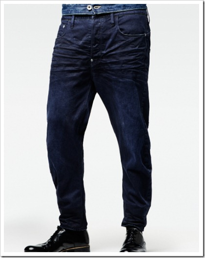 G-Star-TYPE C 3D LOOSE TAPERED