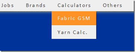 denim calculators
