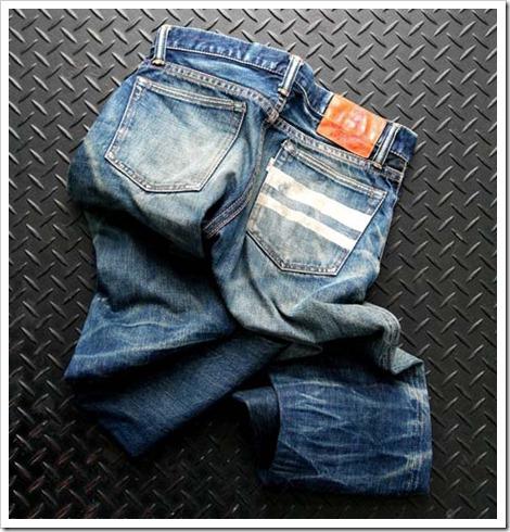Momotaro Jeans Image photo1