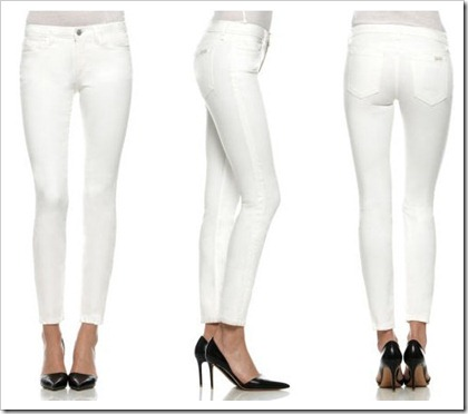 Stain Free White Jeans from Joe's Jeans