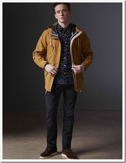 Levis Made and Crafted Fall Winter 2014 Lookbook