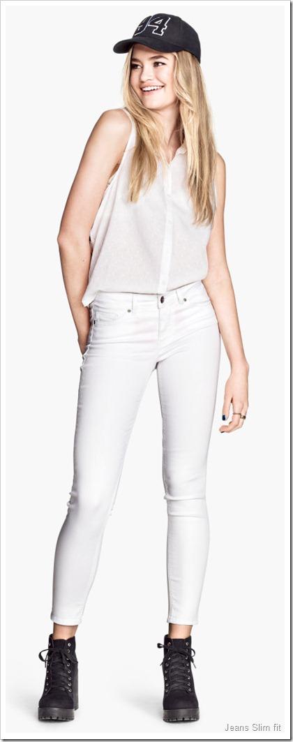 H&M/Jeans Slim fit