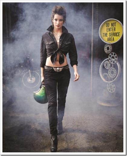 Siwy Denim Fall Winter 2014 Lookbook