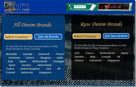 Denim Brands Worldwide