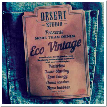 Eco Vintage from Desert Studio, Dubai