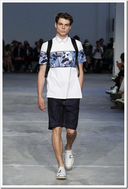 Frankie Morello Spring Summer 2015 Denim Looks