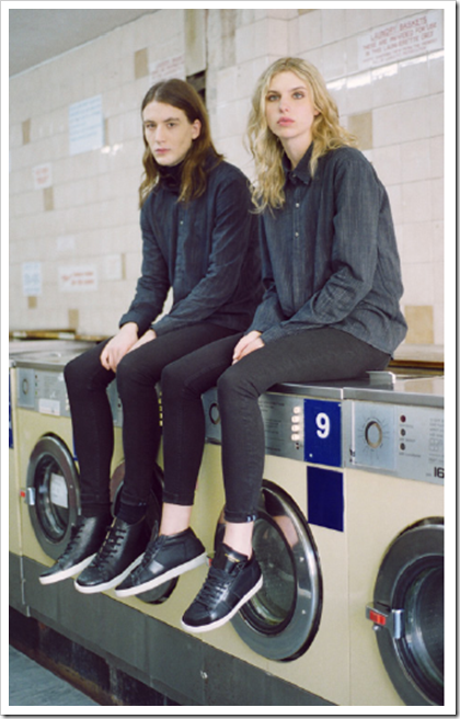 Bethnals - the unisex jeans